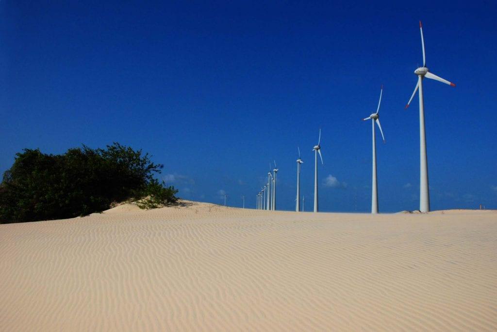 Rio do Fogo tem uma potência instalada de 49,3 MW.