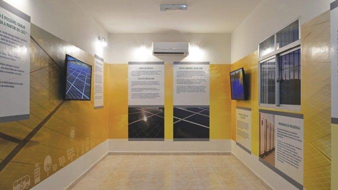 Centro de Visitação Usina Solar São Lourenço da Mata.