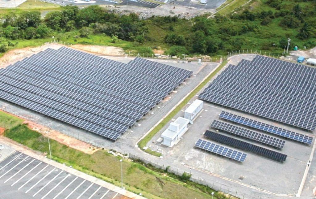 O Grupo Neoenergia e a Odebrecht investiram cerca de 10 milhões de reais nesta iniciativa.